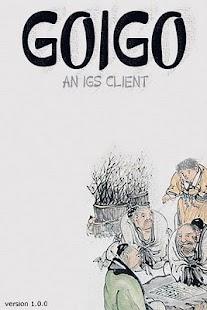 Goigo (IGS Go / Baduk client) - screenshot thumbnail