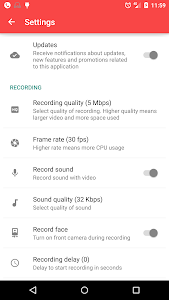 Screen Recorder v2.8
