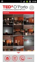 Screenshot of TEDx O'Porto