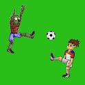 Crazy Zombie Soccer icon