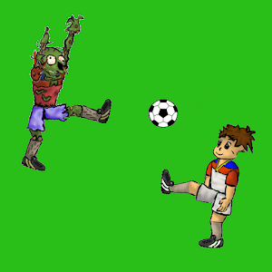 Crazy Zombie Soccer for PC and MAC