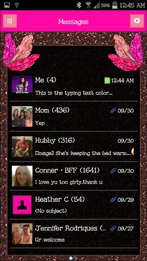 GO SMS - SCS284