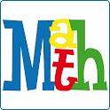 MATH! Practice for kids logo