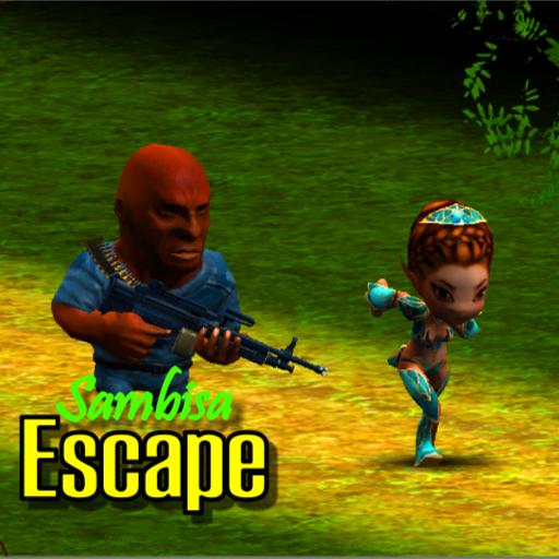Sambisa Escape LOGO-APP點子