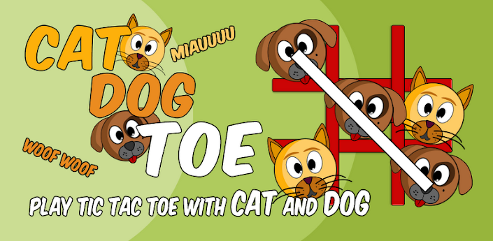 Cat Dog Toe