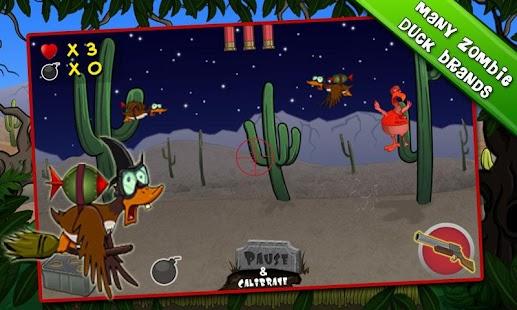 Zombie Duck Hunt - screenshot thumbnail