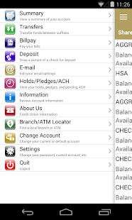 Allentown FCU Home Banking - screenshot thumbnail