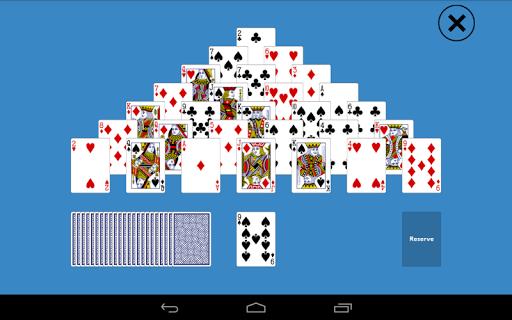 Solitaire Pyramid Plus