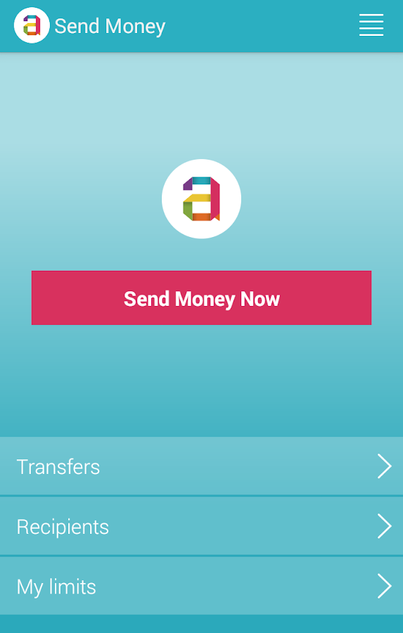 Send Money - Azimo - screenshot