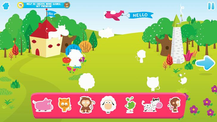 Animals - Game for Kids- screenshot thumbnail