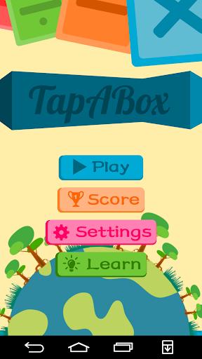 Tap A Box