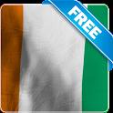 Cote d'lvoire flag lwp Free icon