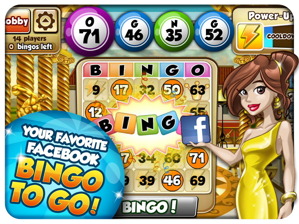 Bingo Blingo - screenshot
