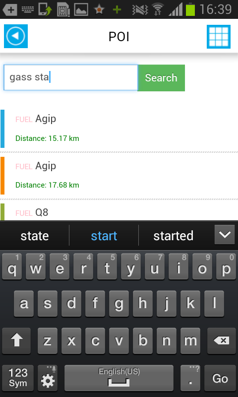 Italy Offline Road Map Android Apps On Google Play - Us road map app offline