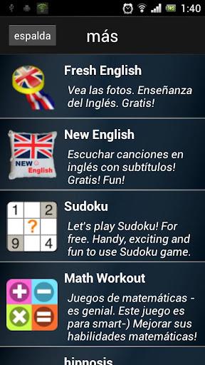 英语课(english)|玩教育App免費|玩APPs