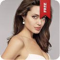 Angelina Jolie Live Wallpaper logo