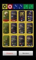 Screenshot of Doom Dice Simulator