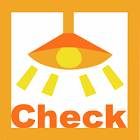 Proper illumination Checker icon