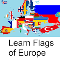 Learn Flags of Europe