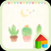 mini cactus dodol theme