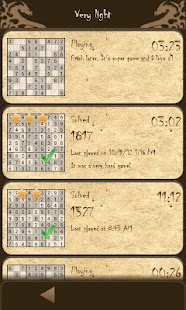 Sudoku lite - screenshot thumbnail
