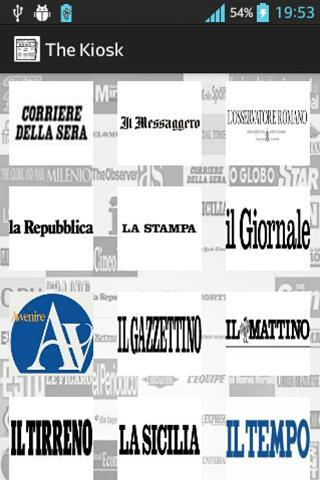 意大利報紙