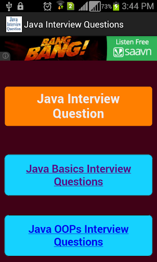 Java Interview Question