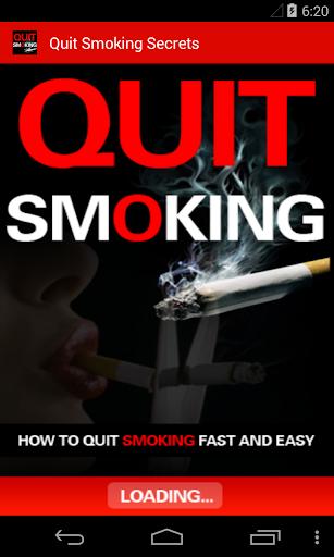 Quit Smoking Secrets