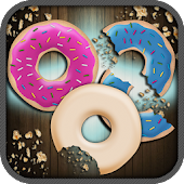 FREE Donut Swipe Match 3 Game