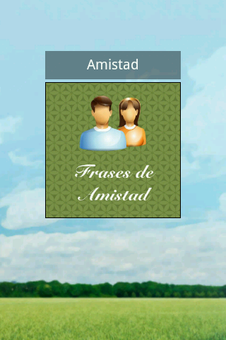 Frases de Amistad- screenshot
