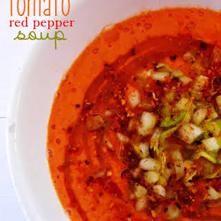 Tomato Red Pepper Soup.
