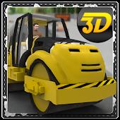 Road Roller Truck Simulator