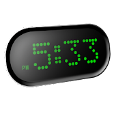 Clock - Dot LED Clock