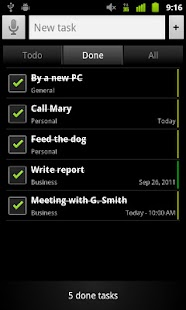 Yata To-Do List - screenshot thumbnail