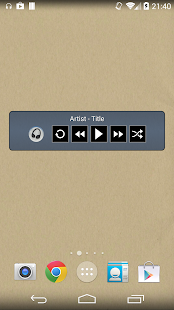 No Spy Music Player- screenshot thumbnail