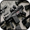 Weapons and Sounds icon