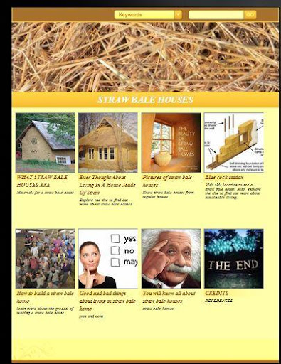 【免費教育App】Straw Bale Houses Bailey-APP點子