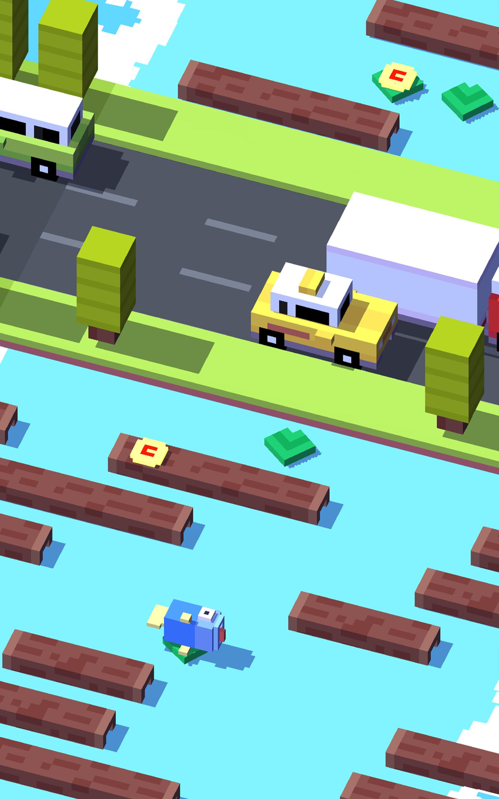 Crossy Road screenshot #13