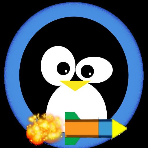 Number Penguins LOGO-APP點子