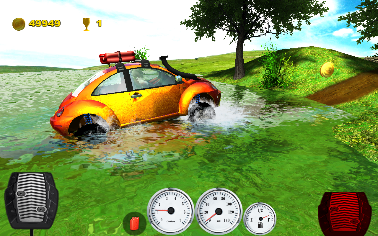 Offroad Racing 3d:2- screenshot