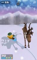 Screenshot of Snow Spin: Snowboard Adventure