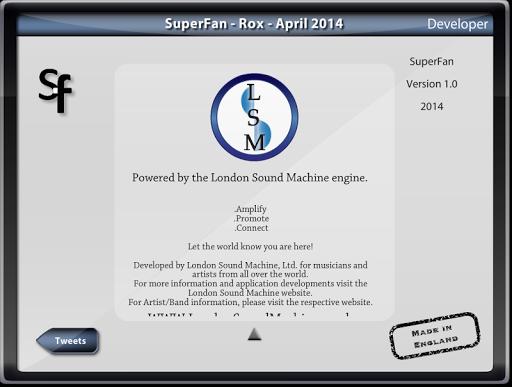 SuperFan Rox 05-2014 1.0.1 screenshots 8
