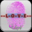 Dedo de Prueba Amor icon