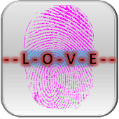 Fingerprint Love Test