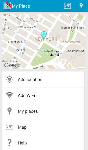 玩工具App|My Place - Triggers Profiler免費|APP試玩