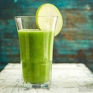 Creamy Green Smoothies