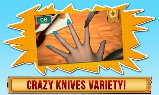 Fingers Vs Knife 3D - screenshot thumbnail
