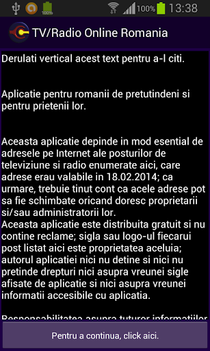 TV Radio Online Romania