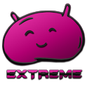 JB Extreme Launcher Theme Pink icon