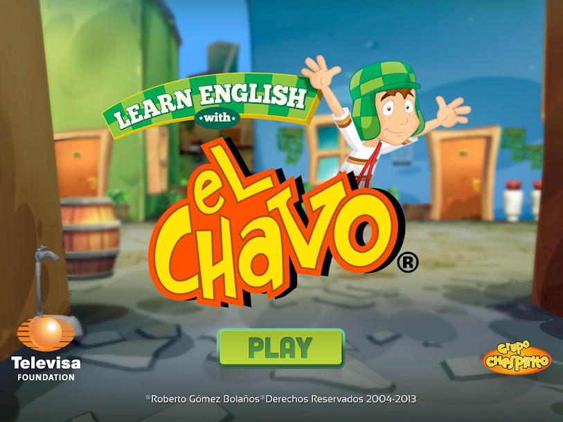 Learn English with El Chavo. (android) | AppCrawlr